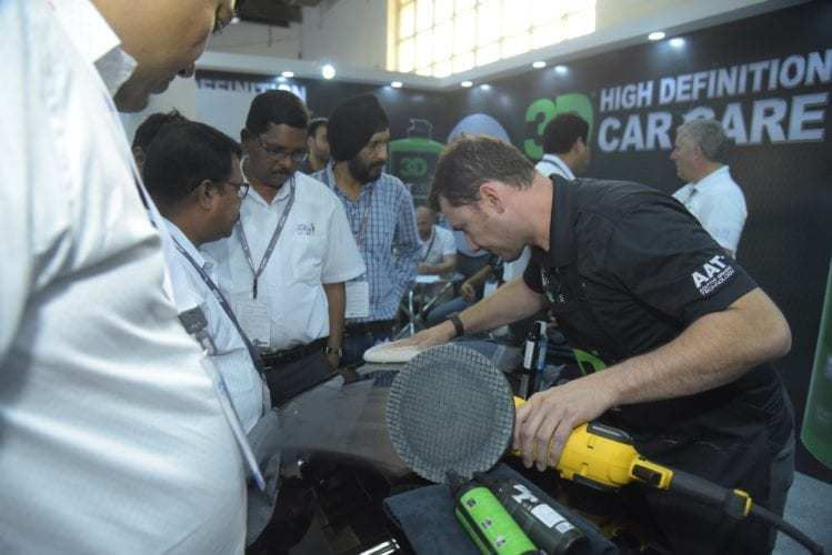 ACMA Automechanika New Delhi Races Ahead to Create New Records