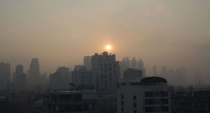 Bangkok schools closed over 'unhealthy' pollution levels