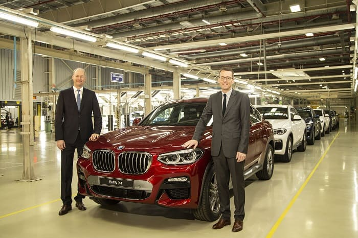 Bring It On: The All-New BMW X4 Launched in India