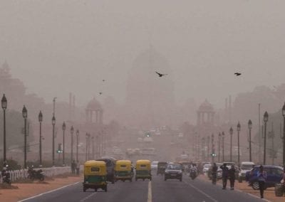 Delhi's air quality 'poor' pollution might increase over next three days