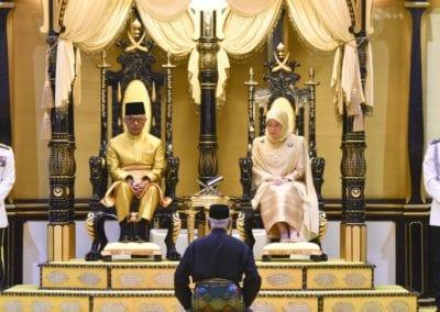 Malaysia's 16th King Sultan Abdullah takes oath in Kuala Lumpur