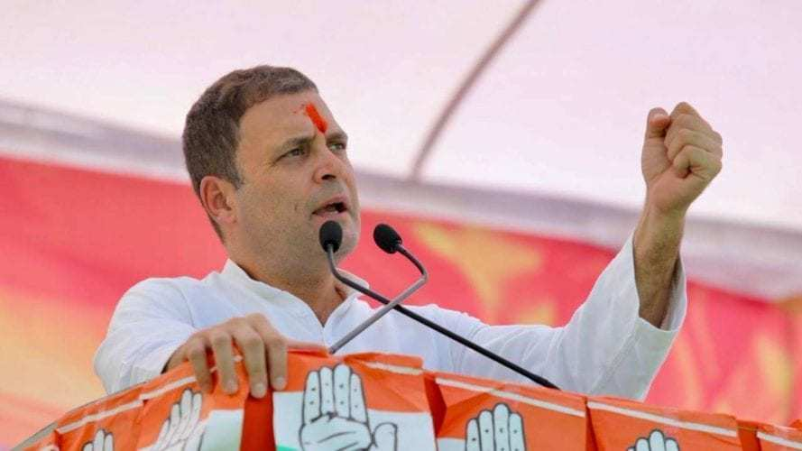 Rahul Gandhi promises minimum income guarantee for poor if Cong returns to power