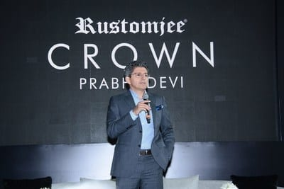 Rustomjee Launches Uber Luxury Project 'Rustomjee Crown' in Prabhadevi