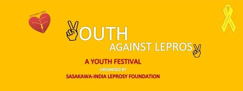 The Youth Festival Marks an Inclusive National Movement 'Youth Against Leprosy' to Rise Against Stigma and Discrimination Against the Affected