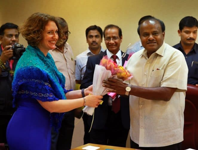 EngenderHealth Supports the Government of Karnataka in Advancing Family Planning in India