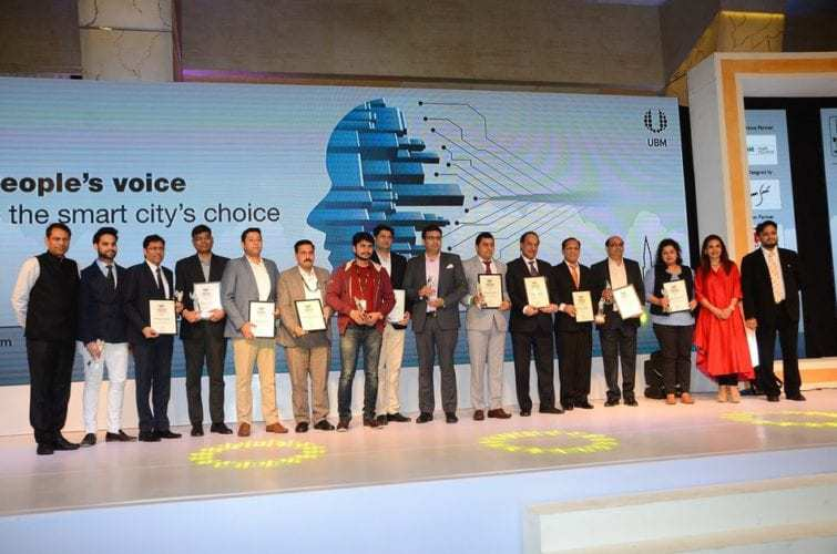 UBM India Introduces its 'India's Most Preferred' Initiative in a New Domain - Smart City Brands