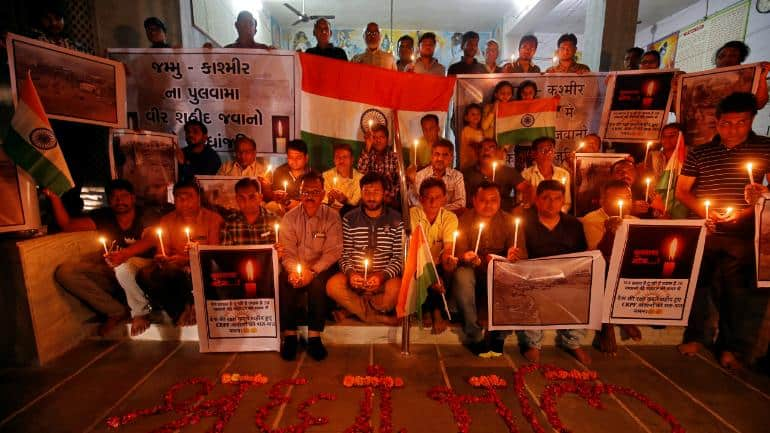 Corporates offer jobs and financial help to Pulwama martyrs' families