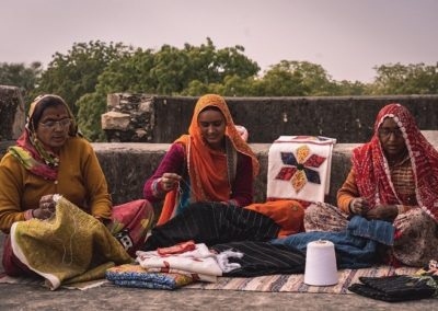 Fabriclore Collaborates With Hatheli Sansthan - Empowering More Than 350 Women Artisans in Rajasthan