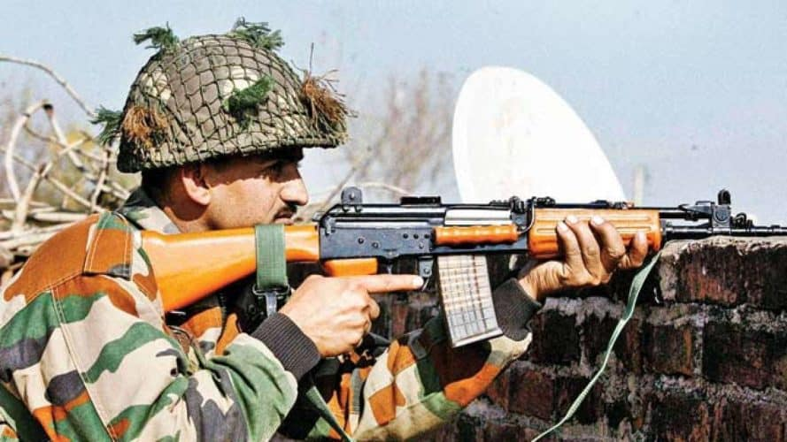 Govt signs mega Rs 700-crore deal to buy 72,000 modern rifles for Indian Army