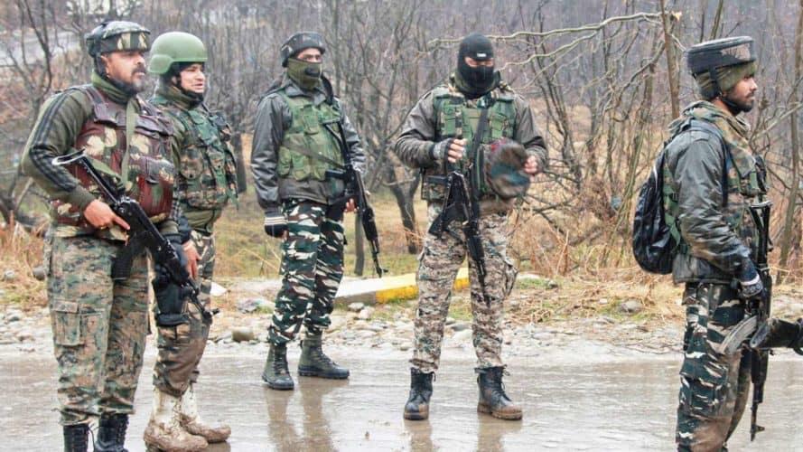 Initiating A Brutal End To JeM - 2 JeM terrorists killed in encounter in Shopian(J&K) Days After IAF Airstrike On Pakistan