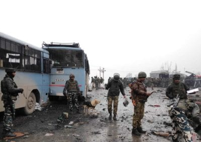 JeM claiming responsibility of Pulwama attack raises questions over role of ISI, says US expert