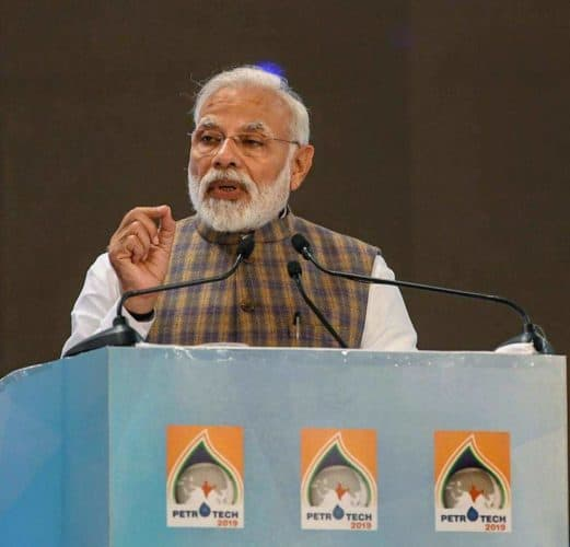 Nobody can repay a cow's debt: PM Modi says in Vrindavan