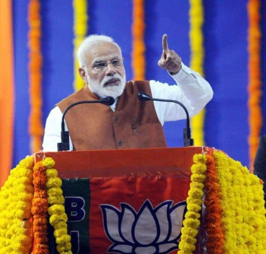 PM Modi to be in Vrindavan, Greater Noida today