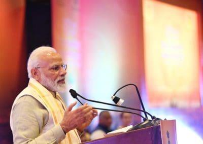 PM Narendra Modi launches Pradhan MantriKisanSamman Nidhi(PM Kisan scheme) in Gorakhpur
