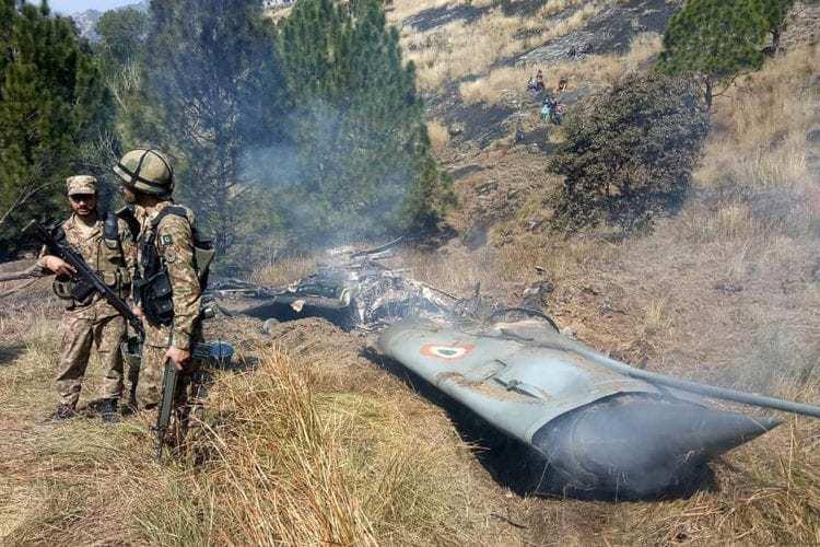 Pakistan shows unacceptably vulgar display of IAF Personnel Caught In Pakistan