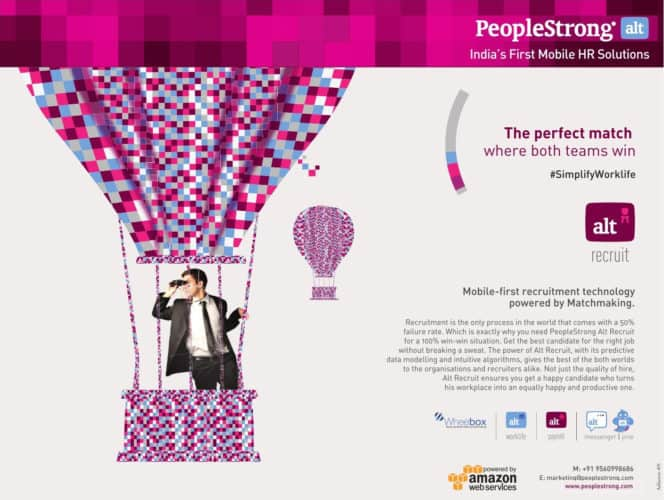 PeopleStrong Becomes the Most Open and Connected HR Technology Company Globally