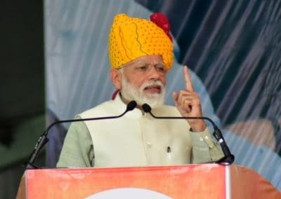 Prime Minister Narendra Modi Assures India Is In Safe Hands After Launch Of Airstrikes On Terror Camps In Pakistan