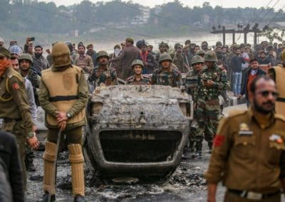 Pulwama Attack- Curfew in Jammu City After Protests, Army Asked To Aid
