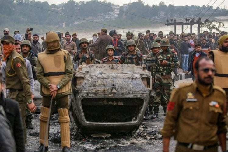Pulwama Attack: Curfew in Jammu City After Protests, Army Asked To Aid