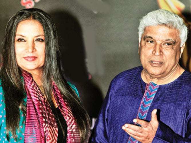 Pulwama attack: Shabana Azmi, Javed Akhtar not to attend Karachi event