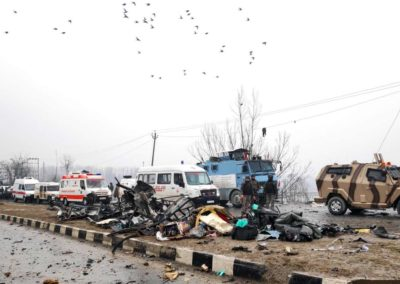 Pulwama attack on 14 February 2019- 5 key points about the cowardly terrorist attack in Jammu and Kashmir
