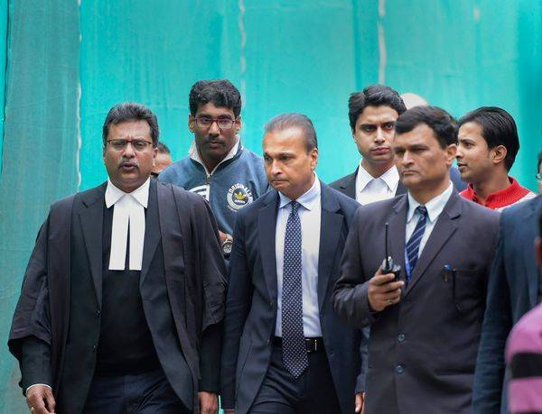 Reliance Com-Ericsson case: Supreme Court holds Anil Ambani guilty of contempt, orders him to pay fine within a month or go to jail