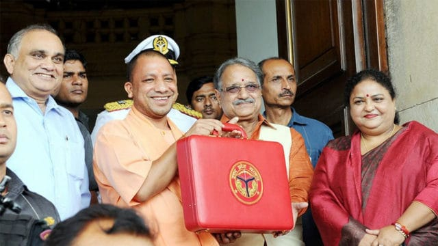 UP Budget: Boost to Sanskrit education; New IIIT, Sainik Schools on cards