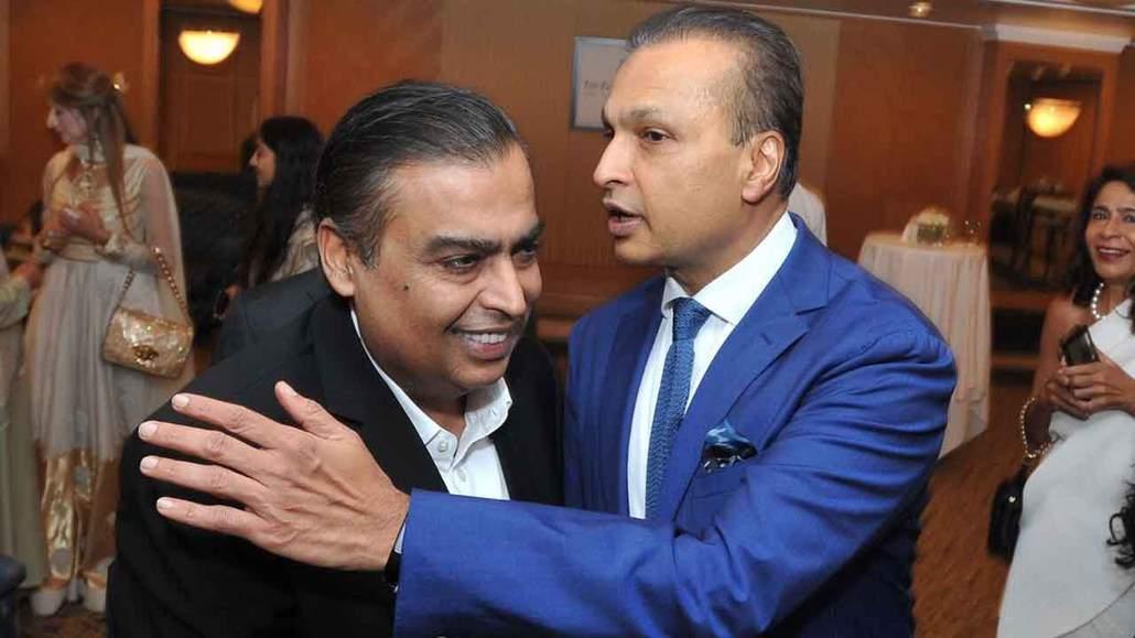 Brother Mukesh Ambani Saves Anil Ambani From Imprisonment