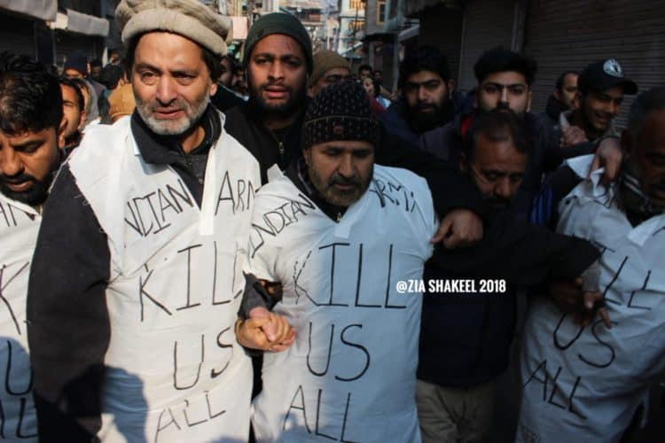 Centre To Give Final Nod To Blanket Ban On Terror Spreading Of JKLF