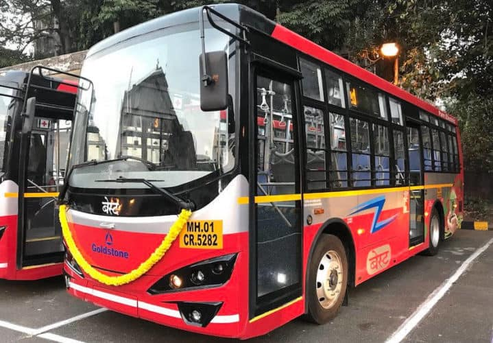 E-Buses Earn Rs 62 Lakh in Just 45 Days In Pune