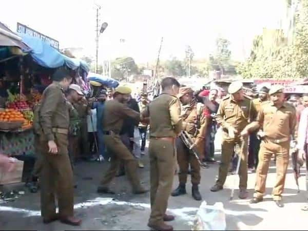Grenade Attack At Jammu Bus Stand ; 18 Injured Rushed To Hospital