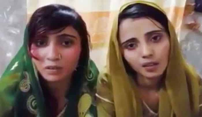 Hindu Girls Abducted In Pakistan Have Been Allegedly Forcibly Married