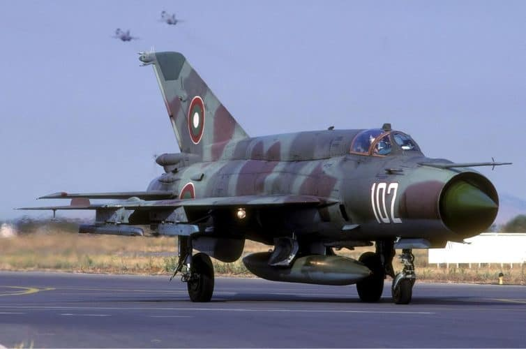 IAF's MiG 21 crashes in Rajasthan's Bikaner, Pilot ejects safely
