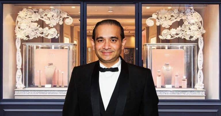 Indian Fugitive Nirav Modi Arrested After India's Extradition Request