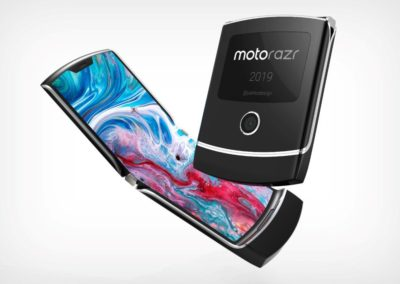 Motorola's foldable 'Razr' smartphone may have limited features when folded- Digpu