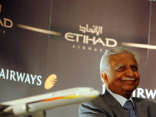 Naresh Goyal may step down, but is far from deboarding Jet Airways