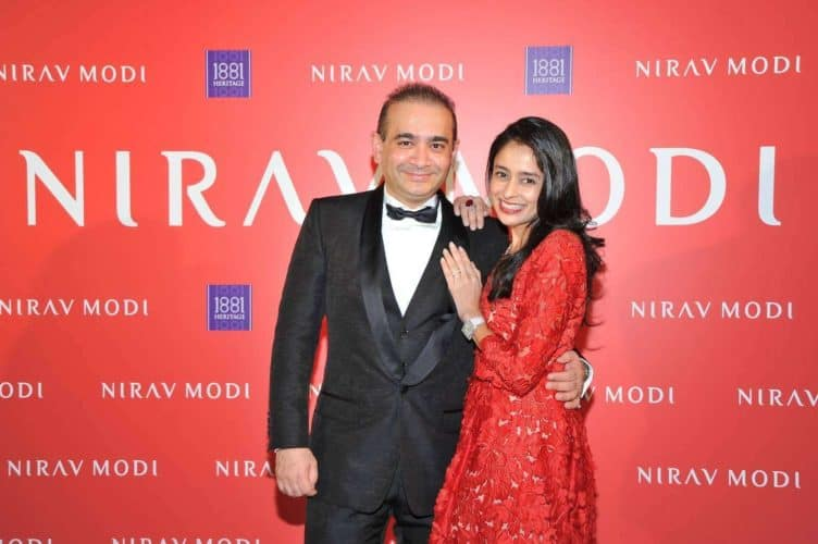 Nirav Modi Attempts To Stop Auction Of His 68 Modern Art Paintings
