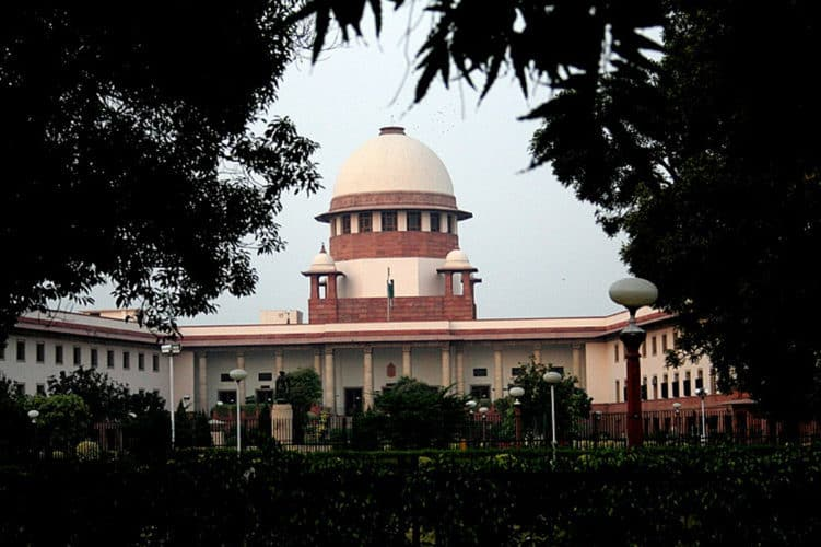 Supreme Court Orders Closure Of A Banquet Hall Under Raja Garden Flyover For Obstruction Of Traffic