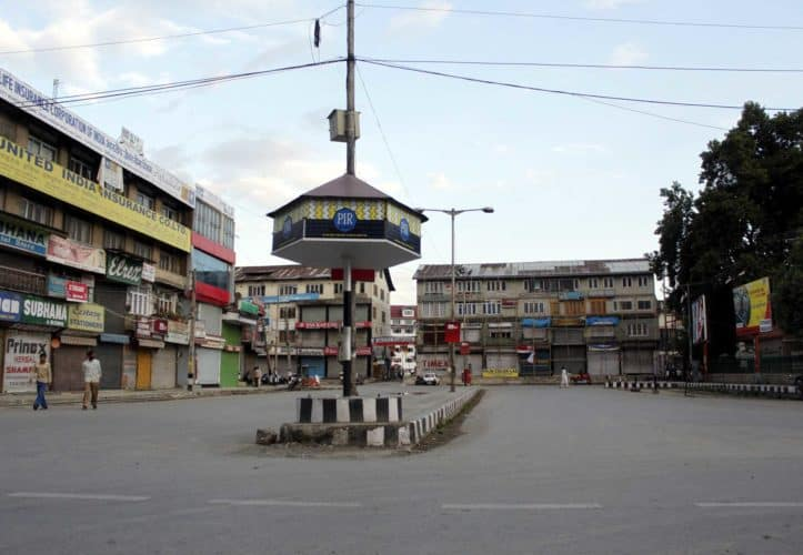 Terror Funding Aftermath: Shutdown Call In Kashmir, Curbs In Downtown Areas