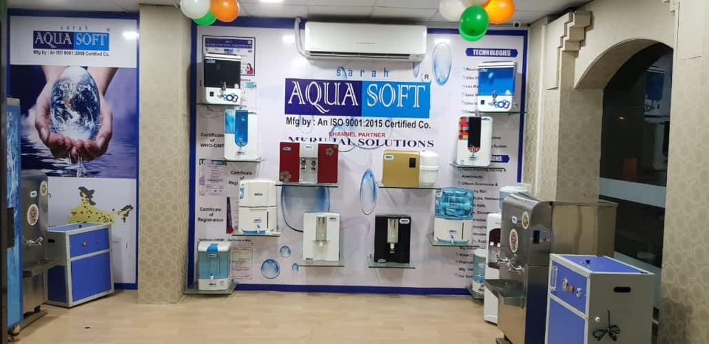 Aqua Soft's Reverse Osmosis Solutions Address Need For Safe Drinking Water In India