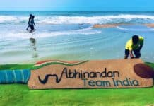 World Cup: India Celebrates Victory Over Pakistan - Abhinandan Team India - Digpu