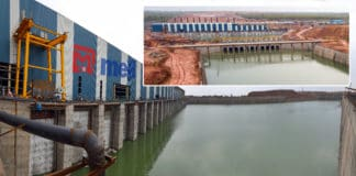 MEIL Constructs Kaleshwaram Lift Irrigation Project - Digpu News