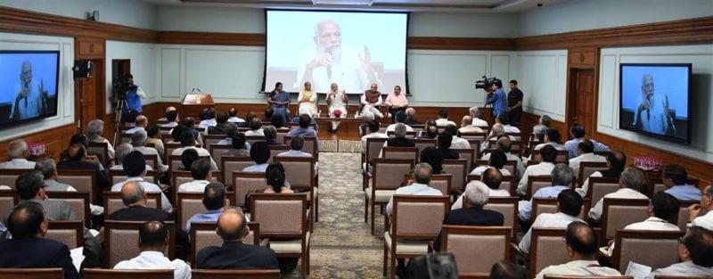 Make India A $5 Trillion Economy In 5 Years - PM Modi - Digpu News