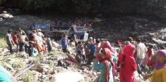 More than 30 people die in deadly road mishap in J&K's Kishtwar - DIGPU