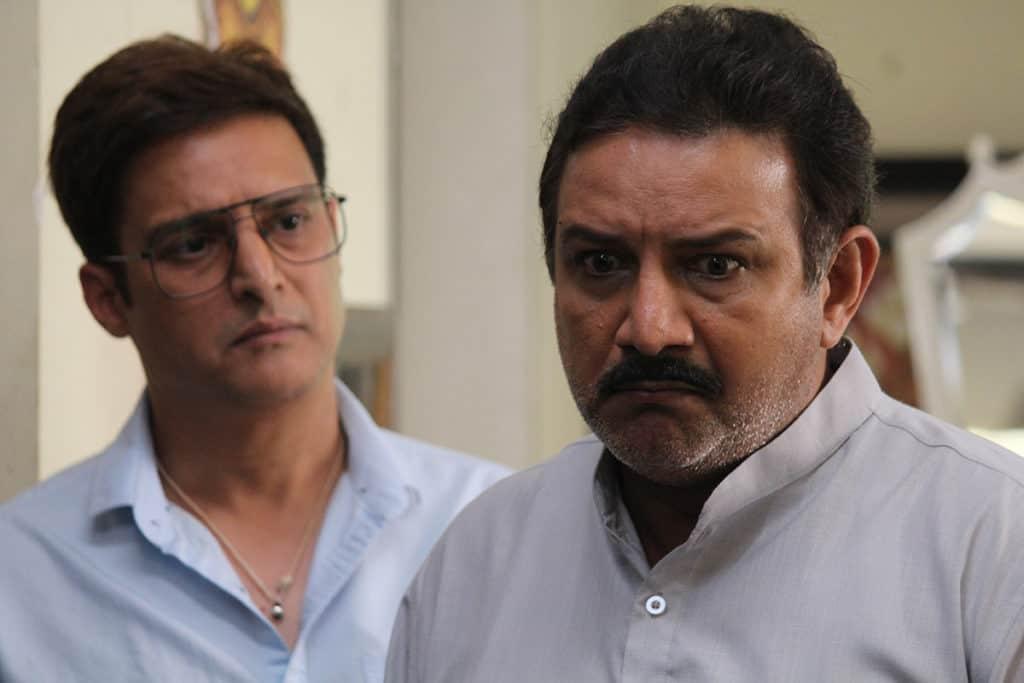 Jimmy Shergil & Kumud Mishra in P se Pyaar F se Faraar