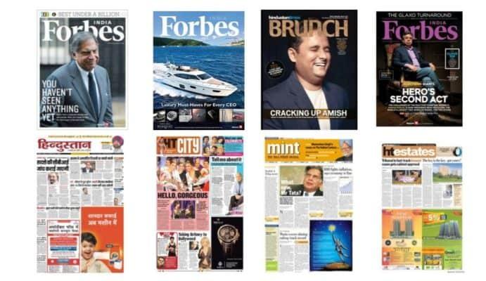 Digpu News Print Publication Network in India