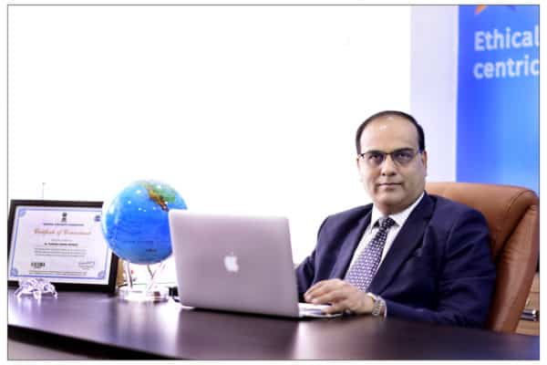 Dr Tushar Vinod Deoras - India's #1 Career Counsellor With A Social Cause - Digpu