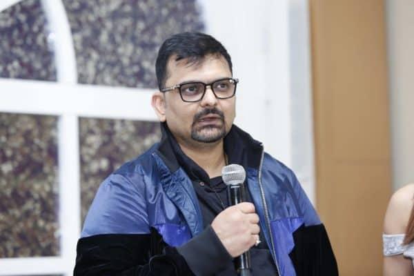 Producer Gaurang Doshi