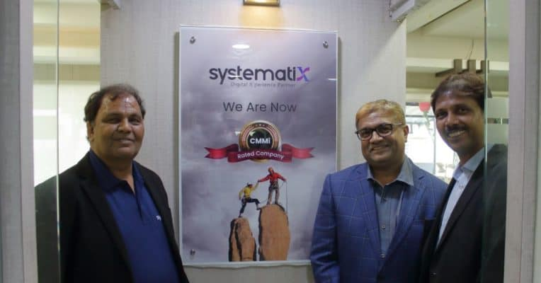 Systematix Infotech Pvt. Ltd. appraised at CMMI Level 3