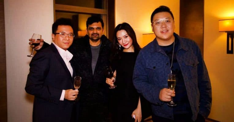 Gaurang Doshi sets a record-breaking benchmark for Bollywood with Indo-China tie-Up